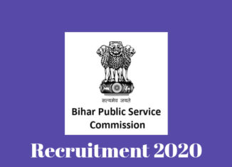 BPSC AE Recruitment 2020