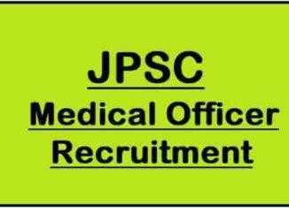 JPSC MO Recruitment 2020