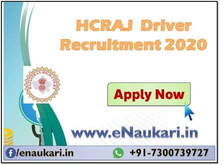 HCRAJ-Driver-Recruitment-2020