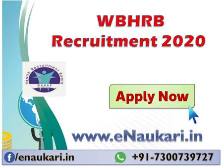 WBHRB-Recruitment-2020-