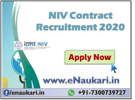 NIV Contract Recruitment 2020