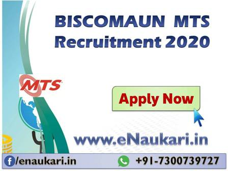 BISCOMAUN-MTS-Recruitment-2020