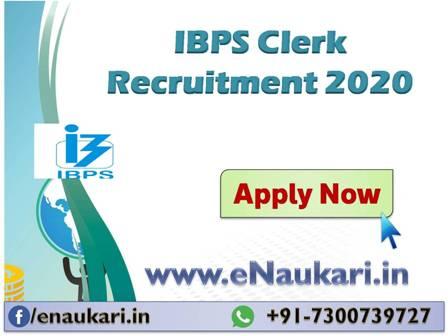 IBPS-Clerk-Recruitment-2020