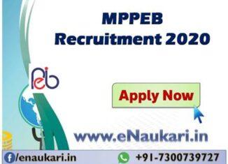 MPPEB-Recruitment-2020