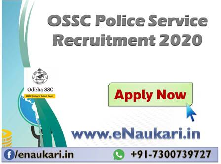OSSC-Police-Service-Recruitment-2020.