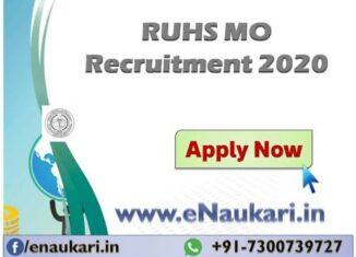 RUHS-MO-Recruitment-2020