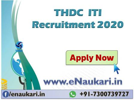 THDC-ITI-Recruitment-2020.