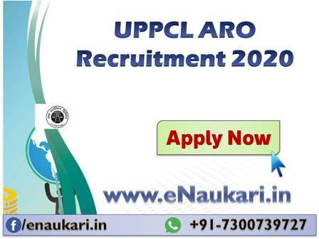 UPPCL-ARO-Recruitment-2020