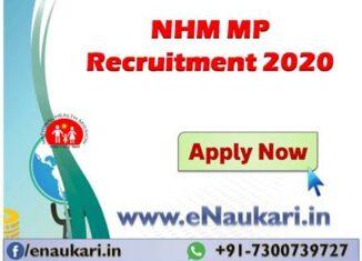 NHM-MP-Recruitment-2020