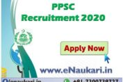 PPSC-Recruitment-2020