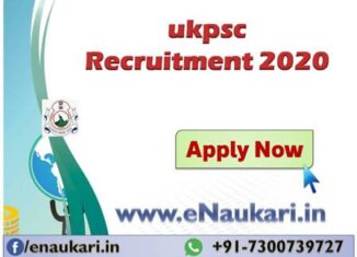 UKPSC-Recruitment-2020