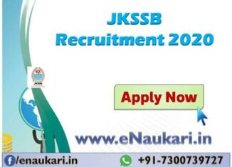 JKSSB-Recruitment-2020