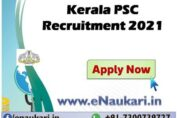 Kerala-PSC-Recruitment-2021
