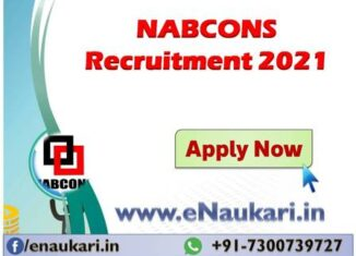 NABCONS-Recruitment-2021