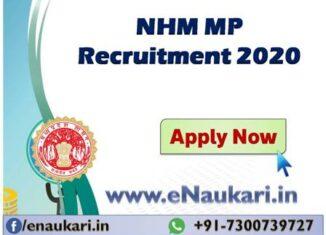NHM-MP-Recruitment-2021