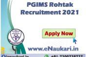 PGIMS-Rohtak-Recruitment-2021
